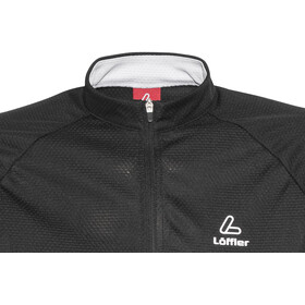 Löffler Verona Bike Shirt HZ Damen schwarz